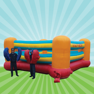 Bouncy Boxing Inflatable Hire