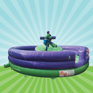 Rock n Roll Inflatable Game Hire