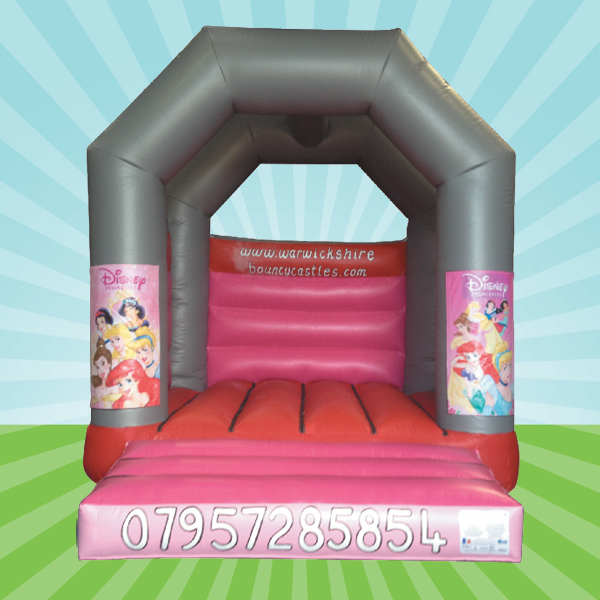 Girls Themed Bouncy Castle Hire