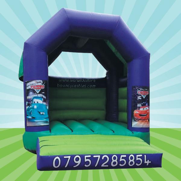 Boys Themed Bouncy Castle Hire
