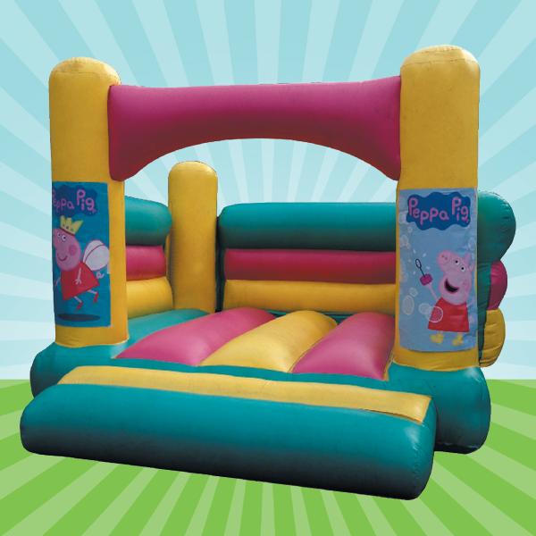 Indoor Themed Bouncy Castle Hire