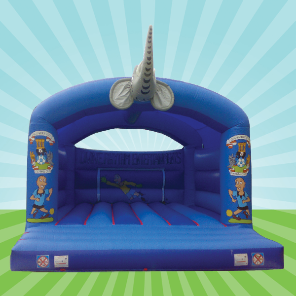 Coventry City FC Bouncy Castle Hire