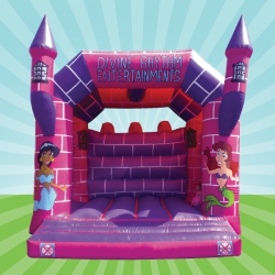 Disney Princess Bouncy Castle Hire