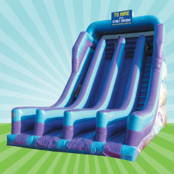 Huge Inflatable Slide Hire