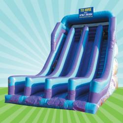 Huge Inflatable Slide Hire