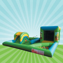 Childrens Play Zone Inflatable Hire