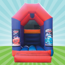Outdoor Bouncy Castle Hire