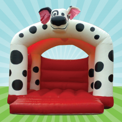 Dalmation Bouncy Castle Hire