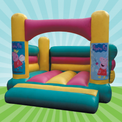Indoor Themed Bouncy Castle Hire