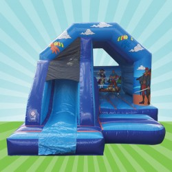 Pirate Bouncy Castle & Slide